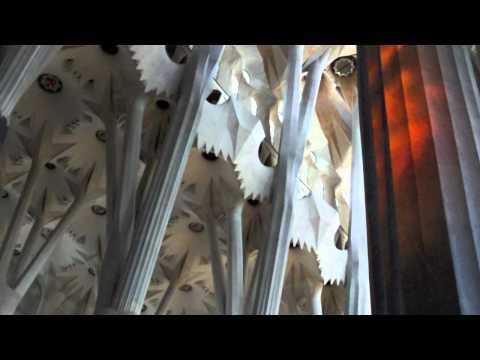 Gaudi Cathedral Barcelona