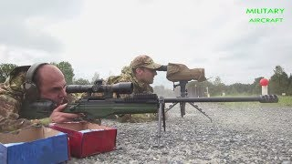 USASOC hosts international sniper competition