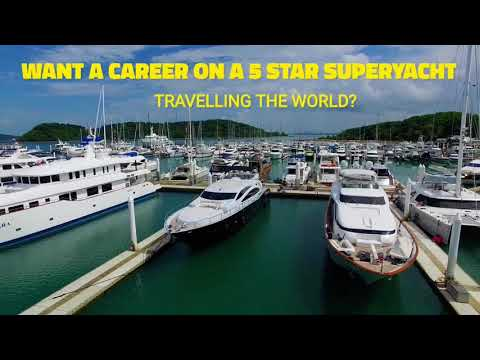 Superyacht Academy in Asia and the Pacific Corp.