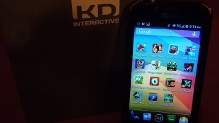 Kurio Smart Phone from KD Interactive - James Childs, Toy Consultant.
