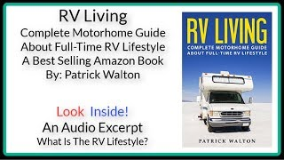 RV Books-RV Living: Complete Motorhome Guide About Full-Time RV Living
