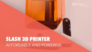 SLASH: Industrial 3D Printer At a Fraction of the Cost - #GadgetFlow Showcase(, 2016-04-03T13:07:49.000Z)