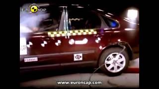 Краш тест ВОЛЬВО V60 - S40 - S60 - XC90. (Crash test VOLVO V-60-S40-S60-XC90)