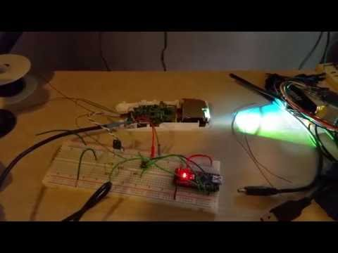 iPico LCOS Pico Projector Hacking