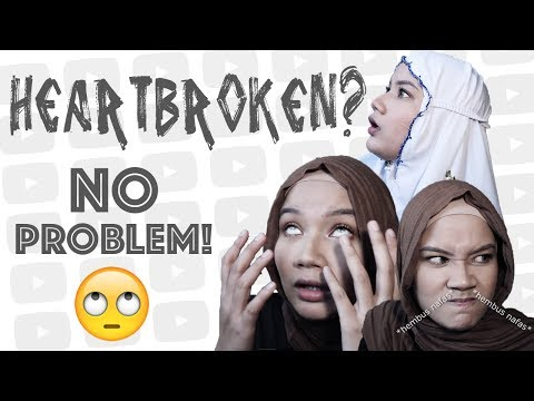 HEARTBROKEN? NO PROBLEM! | #1 Hidup! Shazz