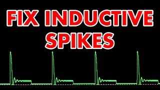 Inductive spiking, and how to fix it!