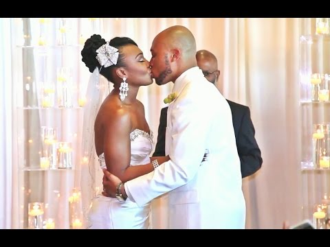 Carissa and Kenneth's (Romantic Nubian Royalty) WEDDING HIGHLIGHTS Video!!!