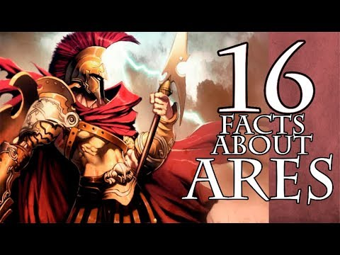 16 Facts about Ares - The God of War - Mythological Curiosities # See U in History