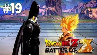 Dragon Ball Z Battle Of Z: Story Playthrough - SLENDER CELL! (Co-op Mode #19)