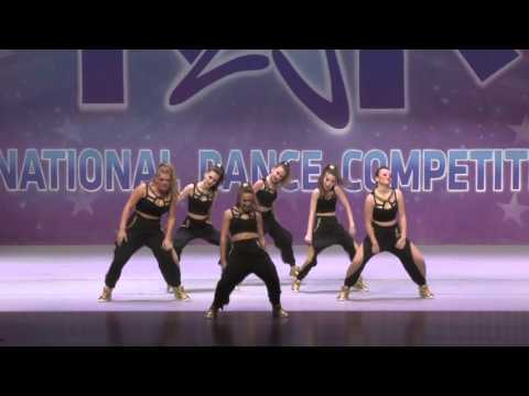 Best Hip Hop // WHISTLE - Expressions of The QC Dance Academy [Davenport, IA]