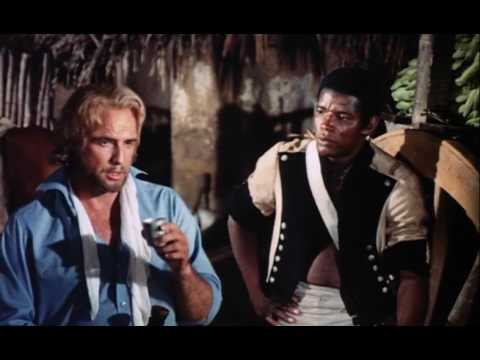 Preview Clip: Queimada [a.k.a. Burn!] (1969, starring Evaristo Márquez and Marlon Brando)