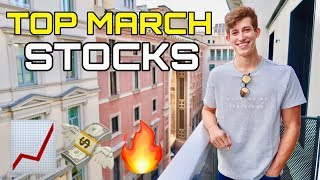All The Top Stocks For March 2019 | Sunday Stock Talk