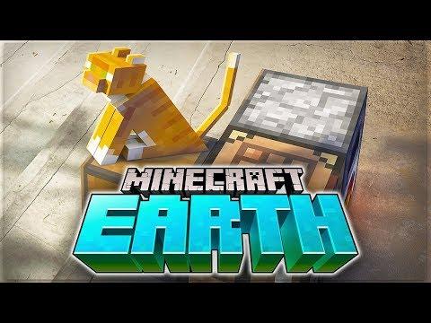 Minecraft EARTH: Kostenlos? Infos zum GAMEPLAY & MEHR! (News)