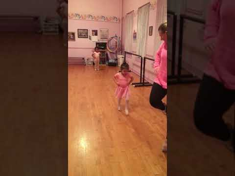 Ally Ballet Training (Nov 27, 2016)