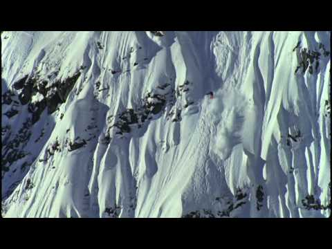 NOMADS#3: Extreme skiing in les Marecottes