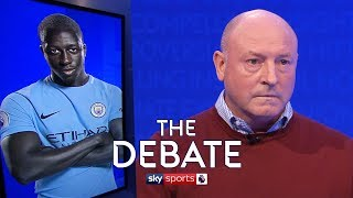 Does Benjamin Mendy use social media too much?! | The Debate | McMahon and Rosenior