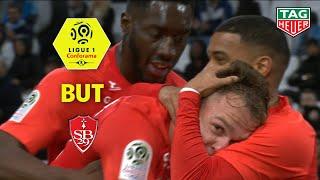 But Irvin CARDONA (88') / Olympique de Marseille - Stade Brestois 29 (2-1)  (OM-BREST)/ 2019-20