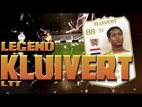Kênh LTT | Review Patrick Kluivert WL Remake - FIFA Online 3