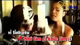[Video Karaoke] Lỗi lầm - Ngô Mai Trang ft Phan Đình Tùng (FULL)