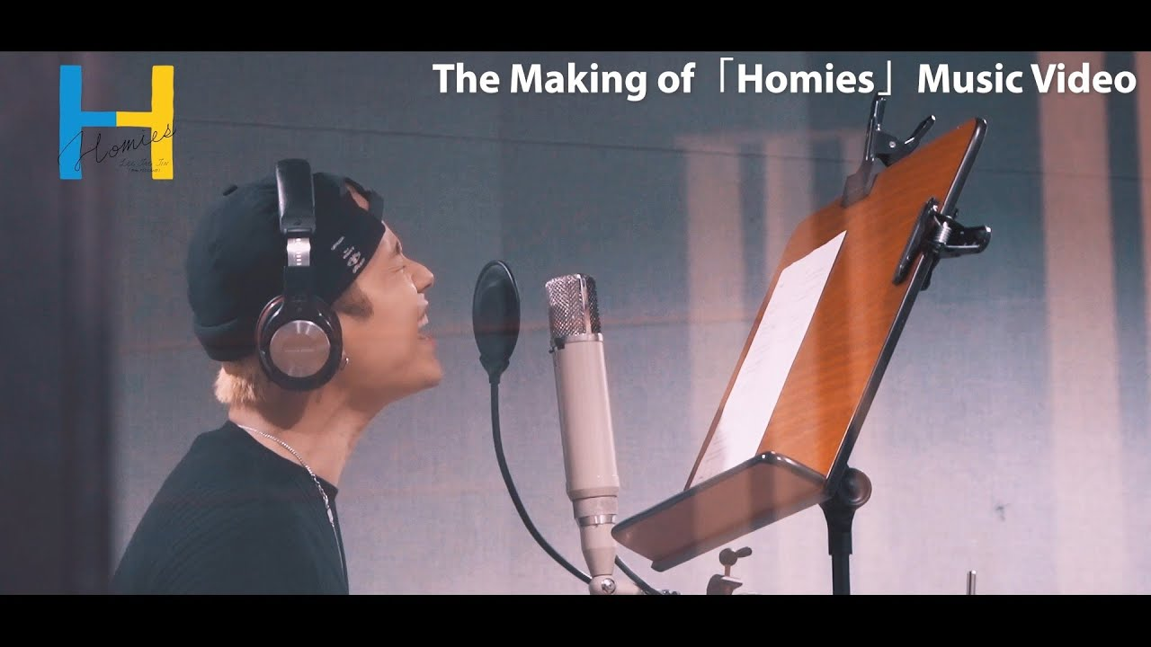 11/11ジェジンDigital Single「Homies」ミュージックビデオのメイキングダイジェスト映像公開!