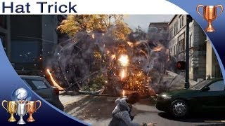 InFAMOUS Second Son - Hat Trick - Trophy Guide Defeat One Enemy With 3 Different Powers