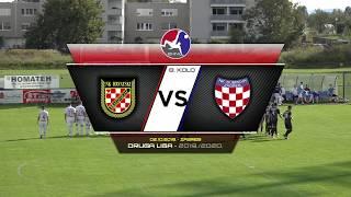 HRVATSKI DRAGOVOLJAC vs DUBRAVA TIM KABEL 0:4 (8. kolo, Druga HNL 19/20)