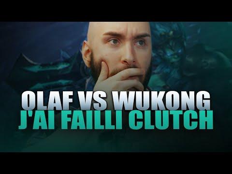 Vidéo d'Alderiate : ALDERIATE - OLAF VS WUKONG - PRÉSAISON 11 - LE BRAND COGNE SI FORT