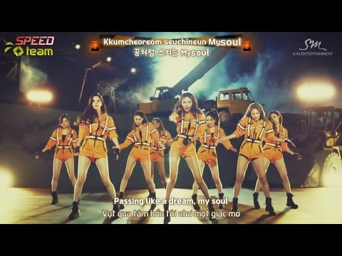 [Vietsub + Engsub + Kara] Girls' Generation / SNSD (소녀시대) - Catch Me If You Can (KOR) {MELON HD}