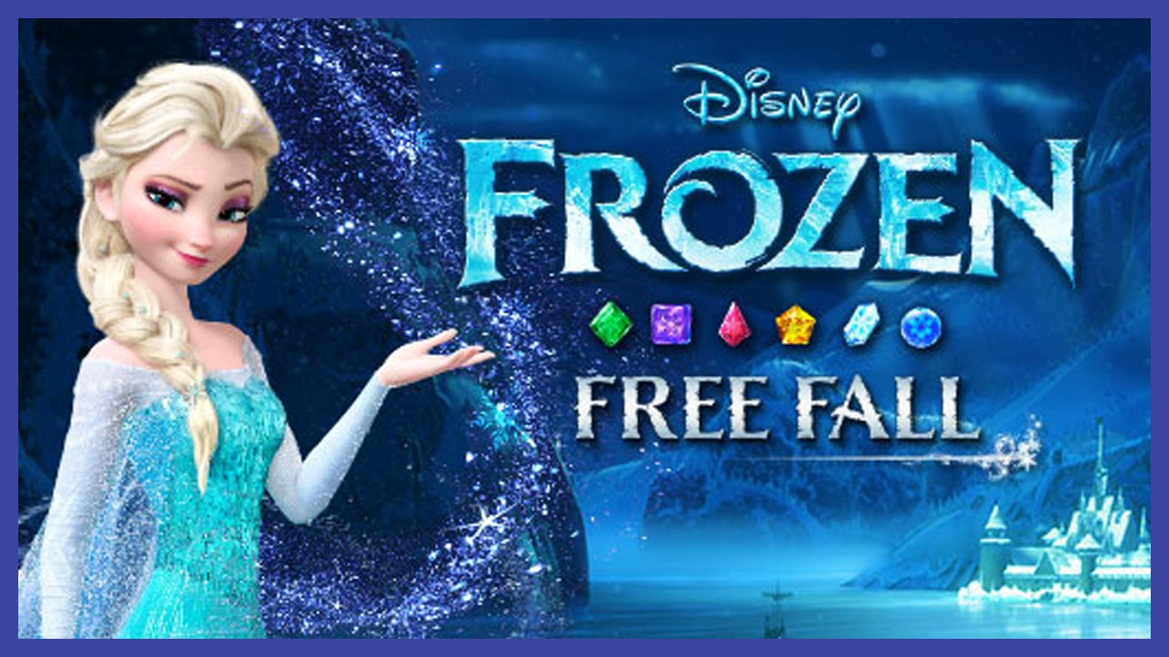 Frozen Free Fall By Disney For Kids Episode 1 Kids Games