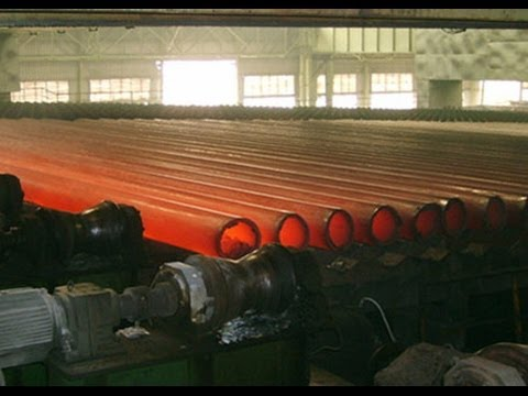 Seamless Steel Tube Technology And Machinery Pipe Hot Rolling Mill