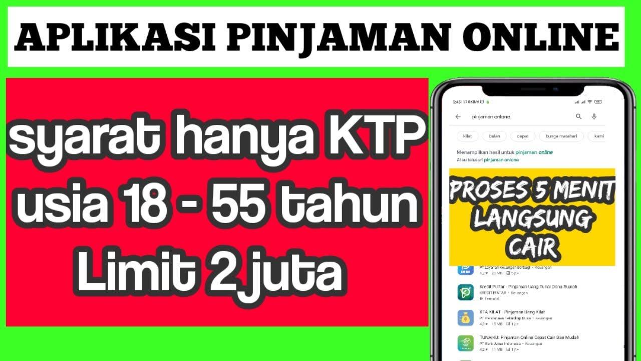 Pinjaman Online Langsung Cair Aplikasi Pinjaman Online Langsung