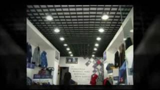 Подвесные потолки(Подвесные потолки, все виды потолков: потолки армстронг, реечные потолки, кассетные потолки, потолки грилья..., 2010-09-21T21:01:51.000Z)