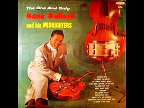 Sugaree  - Hank Ballard & The Midnighters