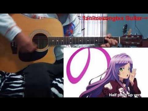 【Death March Kara Hajimaru Isekai Kyousoukyoku】 ED [Suki No Skill] Guitar Cover