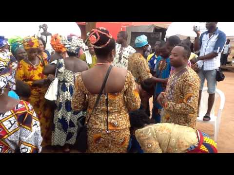 Owasco in Action at Late Madam Lucy Igbinehi Burial Ceremony