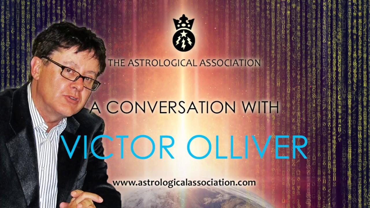 victor oliver astrologer