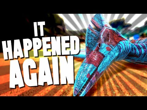 I CAN'T BELIEVE IT HAPPENED AGAIN! - Ark Survival Evolved (Modded)