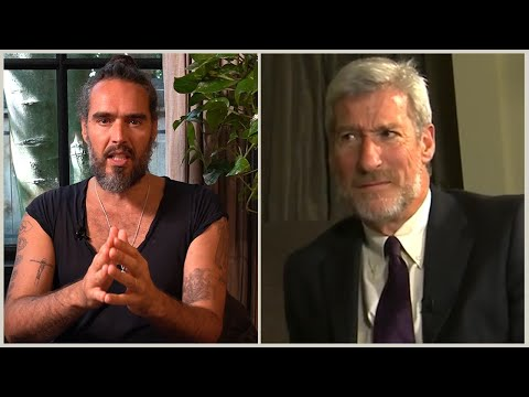 Russell Brand Reacts To His Viral Jeremy Paxman Interview