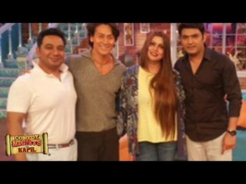 Comedy Nights With Kapil 17th May 2015 Episode | Tiger Shroff, Ahmed Khan