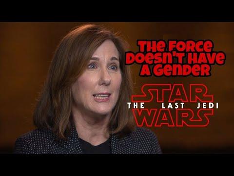 Ruining Star Wars - Kathleen Kennedy, Identity Politics & Her Social Agenda