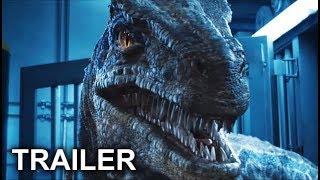 Jurassic World 2 El Reino Caído Trailer 3 Final Subtitulado Español Latino 2018 Youtube