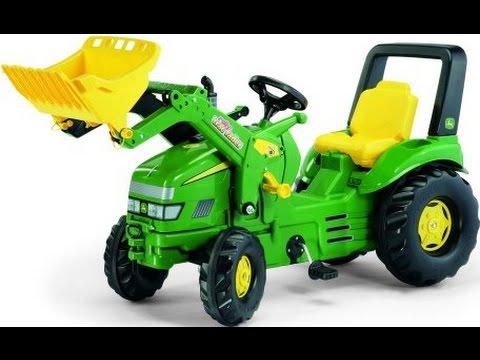 Tracteurs jouets dessin anim pour les enfants youtube - Dessin anime avec tracteur ...