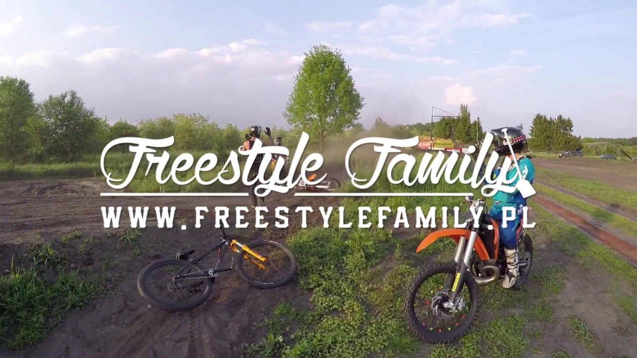 Freestyle motocross life by Freestyle Family 2015.