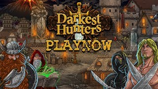PlayNow: Darkest Hunters | PC Gameplay (Adventure Fantasy Strategy Puzzle RPG)