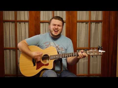 Eric Church - Heart Like a Wheel - (Acoustic Cover) Evan Carter Johnson