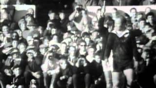 All Blacks vs British Irish Lions 1971 Second Test