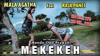 Mala Agatha Feat Raja Panci - Mekekeh ( Official Music Video )