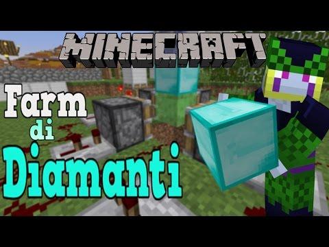 Minecraft ITA Ep 493 - Farm Di Diamanti