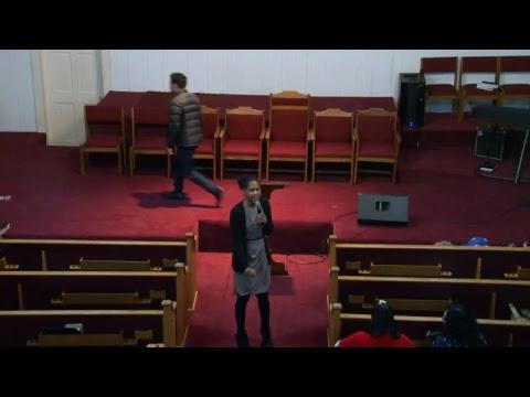 Viernes de Noviembre 30 - Pr Duddley Francois Book Hebrews