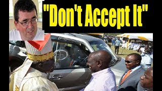 Reject DP Ruto Gift Of A Car Urges Pope's Man